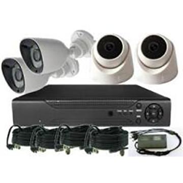 CCTV Security 4chs 4.0MP HD DVR Kit