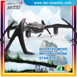 DWI Dowellin 2.4G 6 axis gyros quadcopter drones profesionales with camera