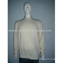 Mens Kaschmir-Pullover