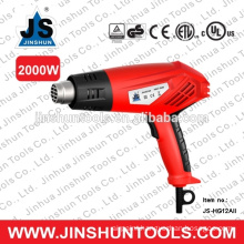 JS 2000W Electrical heat gun with good design and high quality JS-HG12AII