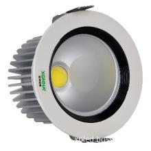 COB LED 10w down Light die-casting housing , OEM factory