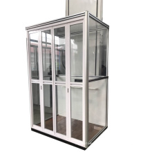 3-16m hydraulic small residential elevator cheap residential lift elevator