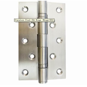 Gold Plating Door Hinge Joint with Zinc Plated