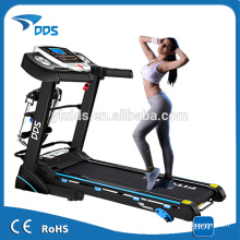 2015 new digital auto incline motorized treadmill with speaker and usb
