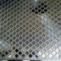0.5mm-0.8mm Flat Perforated Mesh
