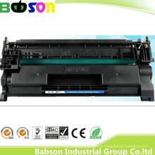 Cartouche de toner compatible CF287 de vente directe d'usine pour HP LaserJet / P3015 / P3015D / P3015dn / P3015X Canon Lbp6750dn