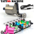 The lastest 3 Color design rotary tattoo machine