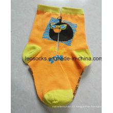 Детские детские носки с дизайном птицы