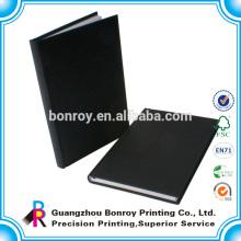Nähen Bucheinband Stoff Buchdruck