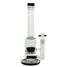Inline Showerhead Sprinkler cachimbo de água de vidro de cachimbo para fumar (ES-GB-440)