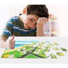 Magic 3D Space Jigsaw Puzzle