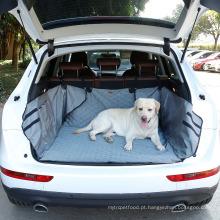 Forro impermeável da carga do cão de SUV Cão ao ar livre da tampa de assento do carro do animal de estimação da segurança do curso