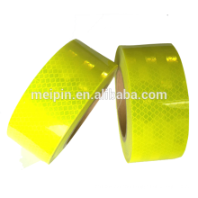 Fluorescent yellow reflective Prismatic sheet /high intensity reflective tape