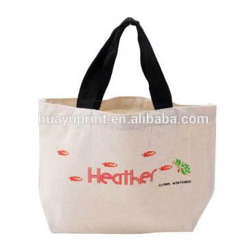Cartoon Leinentaschen, Mittagessen Taschen, Mittagessen Taschen, Einkaufstaschen