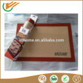customer size non-stick Anti-slip Silicone Table Mat Heat Resistant Mat Silicone Baking Mat