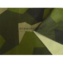 Tissu de camouflage militaire pour la Suède