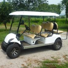 Vente chaude 6 passagers chariot de golf électrique / bus touristique à bas prix