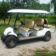 Hot selling 6 passenger electric golf cart/sightseeing bus with low price