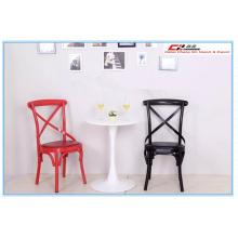 Chaise en métal haute qualité Design moderne