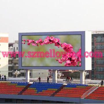 p25 outdoor LED display screen