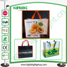 Customized Non Woven Recycled Folding Shopping Bag