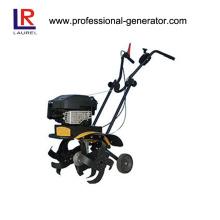 Gasolina 5HP Rotary Mini Tiller para jardim