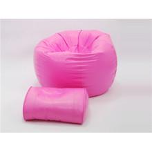 Chaise en sac de haricot en plein air