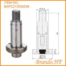 13,5 mm Tube de vanne en acier inoxydable pour électrovanne
