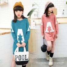 Cute sweaters girls novelty teens christmas jumper,girls xmas jumpers