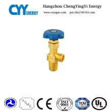 Valve de cylindre de gaz de haute qualité pour cylindre de CO2