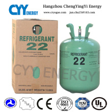 99.8% Purity Mixed Refrigerant Gas of Refrigerant R22 by GB