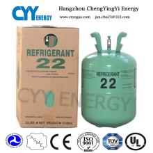 Gás refrigerante misturado da pureza 99,8% do líquido refrigerante R22 por GB