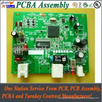 PCBA d'industrie électronique machine PCBA et carte de circuit imprimé avec le meilleur prix assemblant led pcb