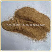 Material de polimento de alta qualidade Material de filtro de nogueira para remoção de óleo