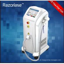 Máquina aprovada médica da remoção do cabelo do laser do diodo do Ce para a beleza
