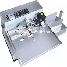 Factory direct sales wide type MY-380W marking machine date printer for plastic bag/ label