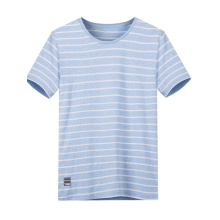 Shenzhen Factory Customized Cheap Stripped T Shirt
