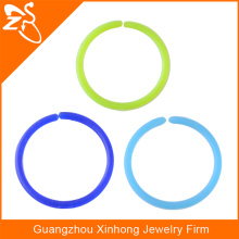 Wholesale Acrylic Body Piercing Jewelry Non Piercing Septum Rings Fake Nose Ring