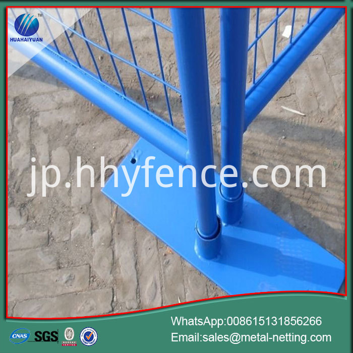 Welded Temporary Wire Fence