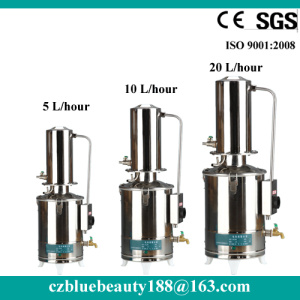 Electric Water Distiller Automatic cut off stainless steel water distiller