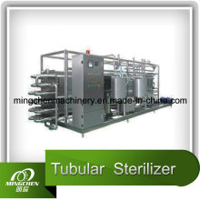 Mc Fruit Juice Tubular Uht Sterilizer
