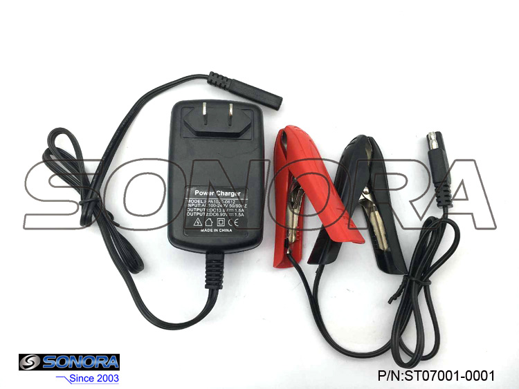 12V Sealed Lead Acid Battery Charger