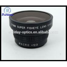 Fisheye lenses 37mm,0.42X