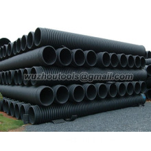 HDPE Water Pressure Pipe for use in the municipal & industrial markets.