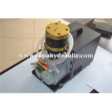 Small electric high pressure air compressor