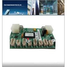 Kone elevador pcb LCEFOB KM713780G11 elevador placa de circuito