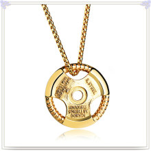 Stainless Steel Jewelry Fashion Accessories Fashion Pendant (NK669)