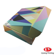 Color corrugated box packaging boxes