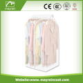 High Quality Folding PEVA Polyester Non - Woven Suit Shopping Bags Garment Cover