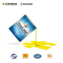Автомобильная краска InnoColor Lemon Yellow 1K Basecoat